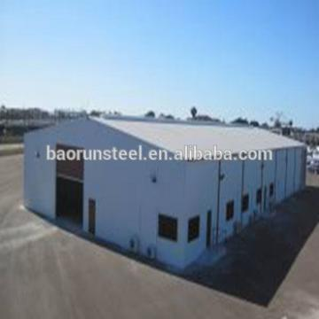 Prefab steel structure warehouse for poultry house/prefab warehouse for storage/prefab steel workshop