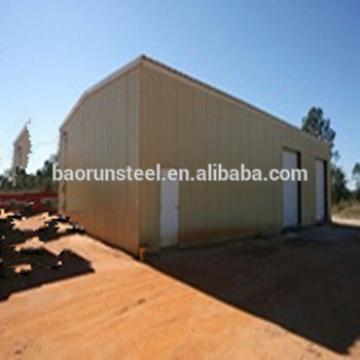 Prefabricated Light Steel Structure factory Plant / workshop/ prefabricated small steel plant