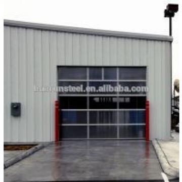 Super-fast assembly steel workshop