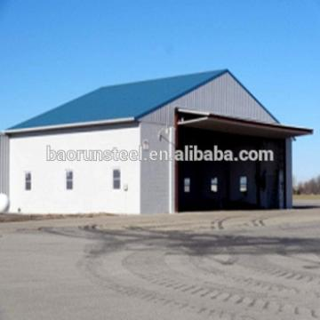 Cheap prefab homes prefabricated steel workshop for sale