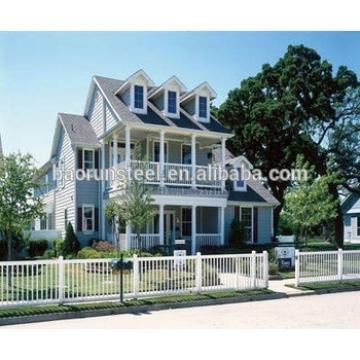 prefabricated fiberglass houses and villas