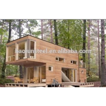 China Baorun characteristic portable steel structure building container house