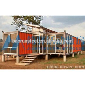 steel structure construction building smart home