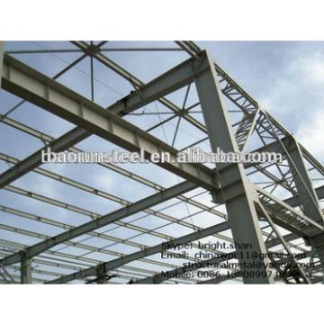 steel structure bulidng Model Building