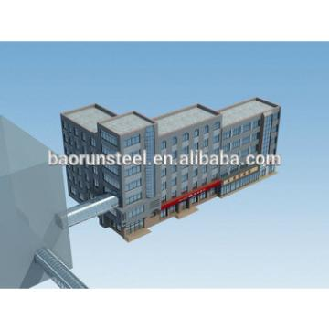 prefab welded steel H beam for steel structure building