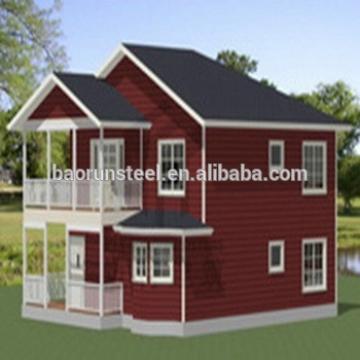 Low cost prefabricated house for sale,Light Steel Villa
