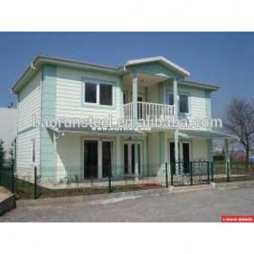 Australia Standard Cheap Modern Galvanized Steel Prefab Kit Homes made in China
