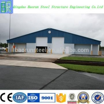 PU wall roof panel light steel frame cold room storage warehouse
