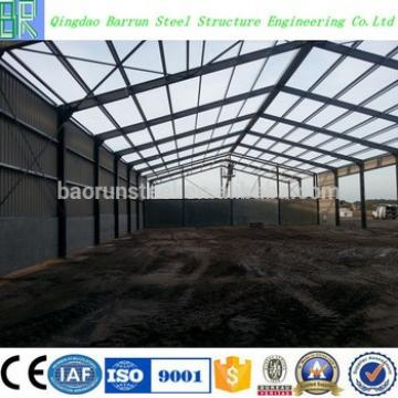 Small industrial project prefab steel sheds