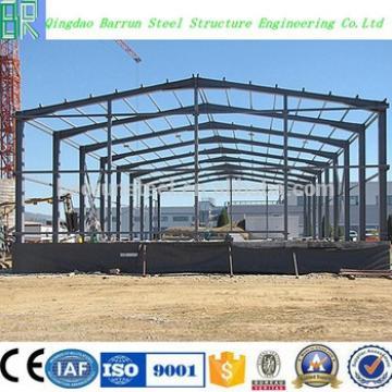 Low Cost Industrial Steel Prefab Shed
