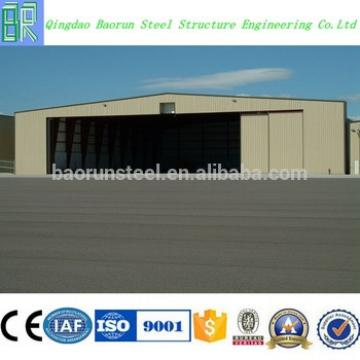High quality prefabricated hangar prices