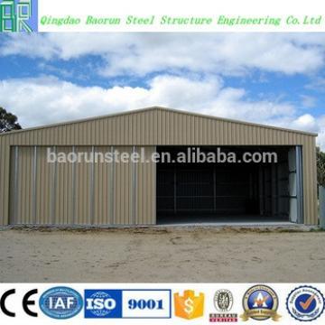 Construction design Prefabricated Steel hangar