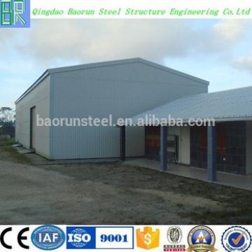 CE Prefabricated Light Steel Structure Design