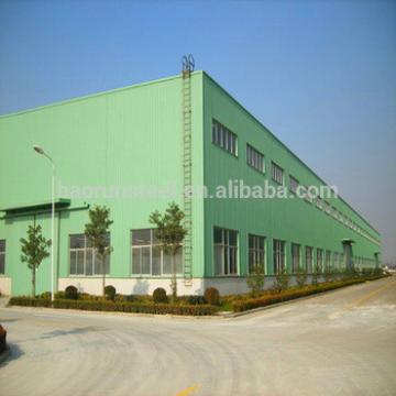 Light guage steel structure warehouse saudi arabia