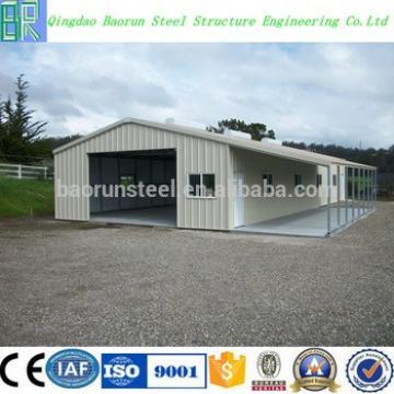 China supplier steel cheap prefab garage