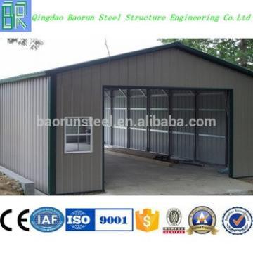 Prefab High Quality Steel Structure Car Garage