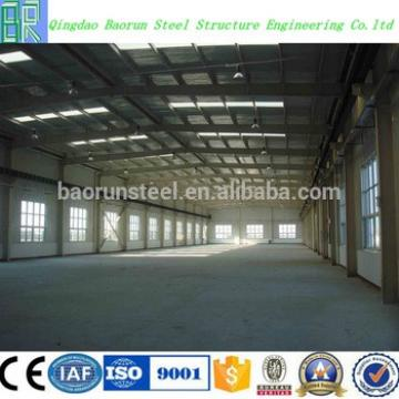 Pre engineered high quality famous steel structure buildings