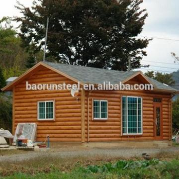 Lightweight easy to install prefabricated house