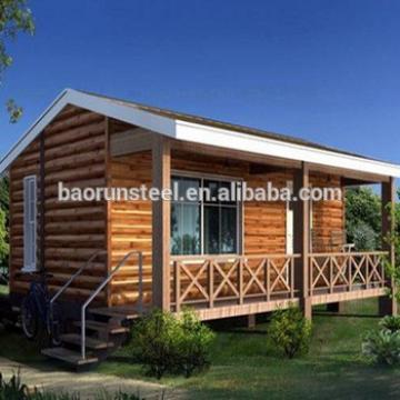 Small prefab mobile house