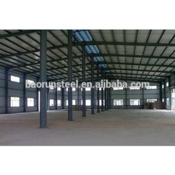 Steel Structure material for Workshop