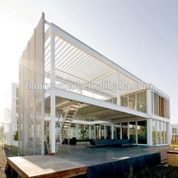 Prefab modern mobile home
