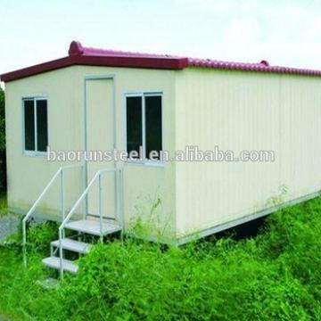 Low cost prefab mobile house