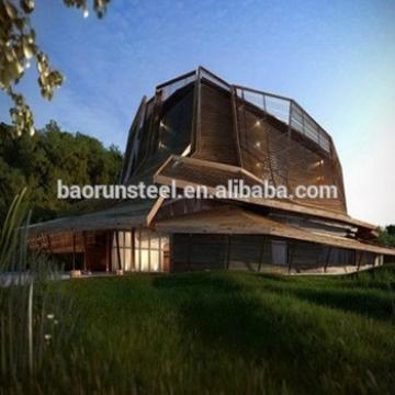Small prefabricated house