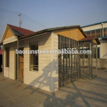 Light steel structure mobile home