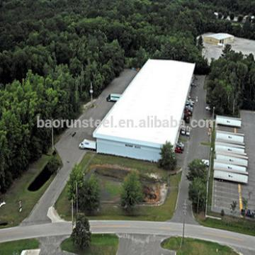 Australia Light Steel Construction Warehouse In China