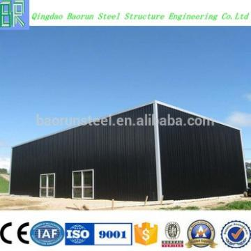 Prefabricated low price steel structure warehouse kit