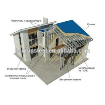 Light Gauge Steel Structures