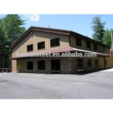professional cheap price steel garage building