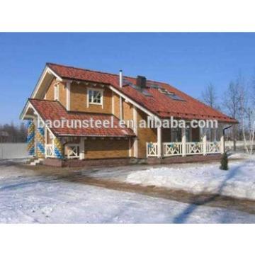 cheap price prefab steel house