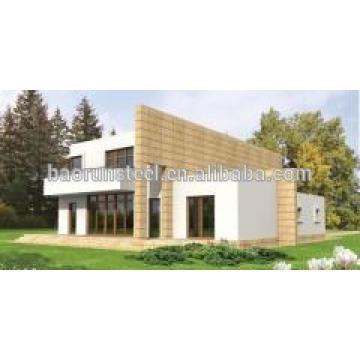 prefab villa building supplier from China