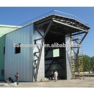 Steel buildings made in China