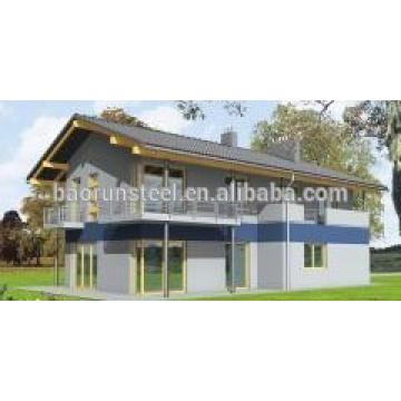 environment protection steel building made in China