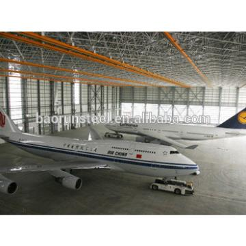 Aircraft Hangar Steel Buildings Made In China