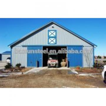 Low-maintenance steel building made in China
