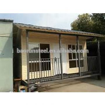 prefab garage made in China