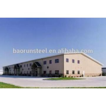 high quality metal buildings manufacture from China