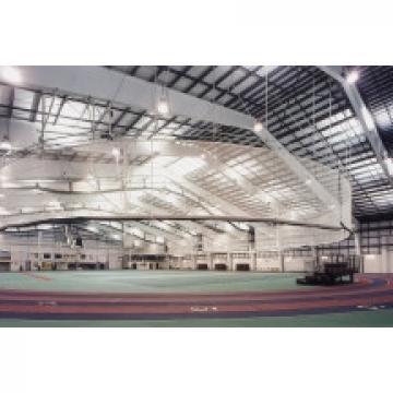 large bay spacing steel workshops & garages made in China