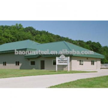 Anti-fire Prefabricated Steel manufacturing from China