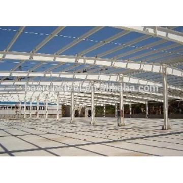 Safe Pre-Engineered Aviation Steel Buildings & Aircraft Hangars