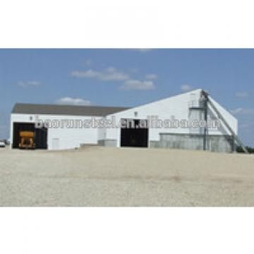 custom engineered steel structure warehouse