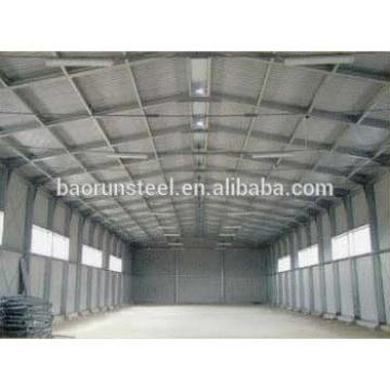 column-free clear span Steel metal buildings