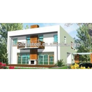 high quality steel house made in China