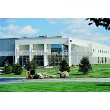 Resistant to weather Steel Workshop Buildings