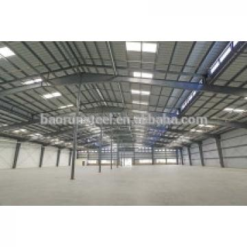 anti-rust Prefabricated Steel Warehouse made in China