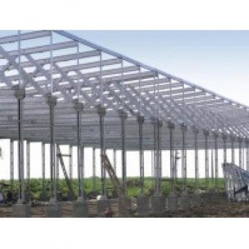 sustainable warehouse shed made in China