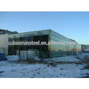 pre-cut prefabricated steel workshops made in China